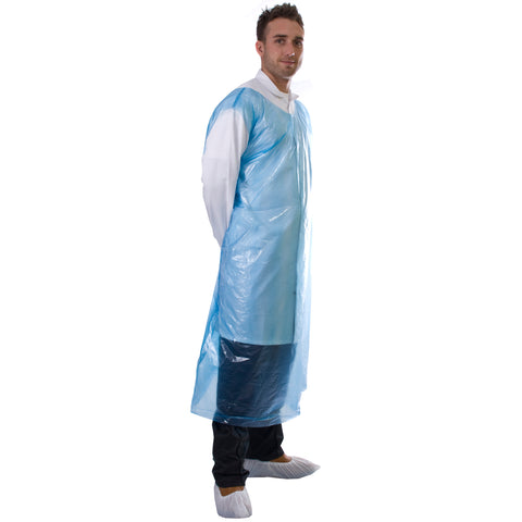 polythene smock - Worklayers