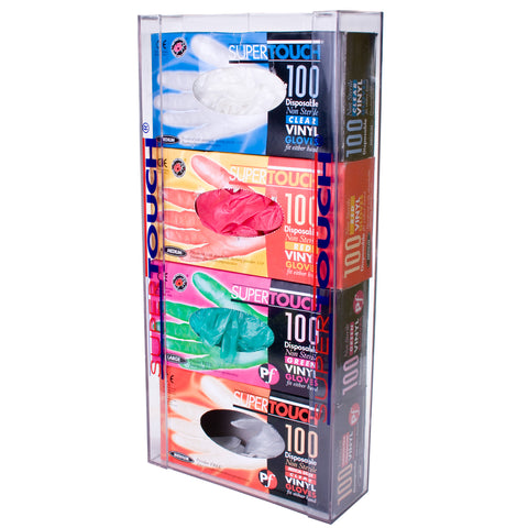 Gloves Dispenser 4 boxes - Worklayers