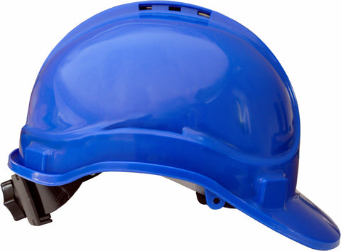 UCI Safety Helmet Vented - Blue - Worklayers