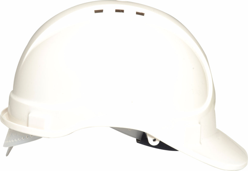 UCI Safety Helmet Vented - White - Worklayers
