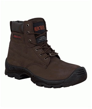 Brown Work Boots (S3 SRC) - Worklayers.co.uk