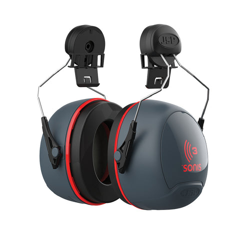 JSP Hard Hat Ear Defenders SNR36 - Worklayers