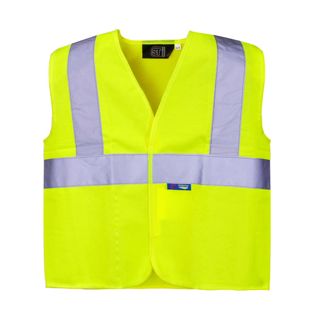 Kids Hi Vis Vest - Worklayers.co.uk