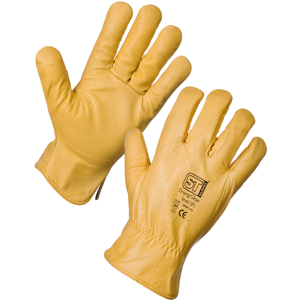 Leather Gloves For Driving - Worklayers.co.uk