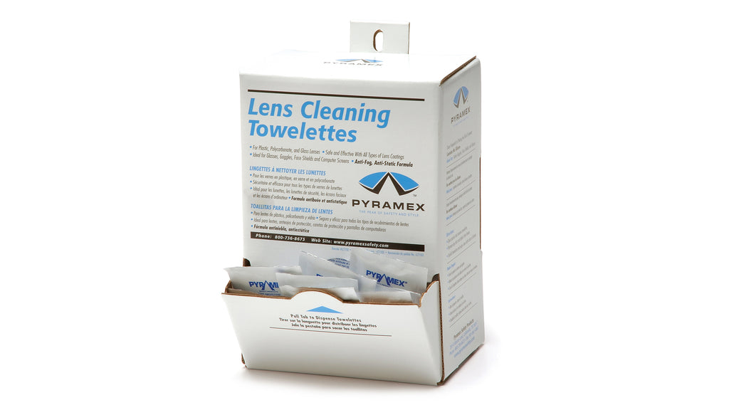 Lens Cleaning Wipes - Worklayers.co.uk