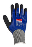 Pawa PG510 D Cut resistant Gloves Waterproof - Worklayers.co.uk