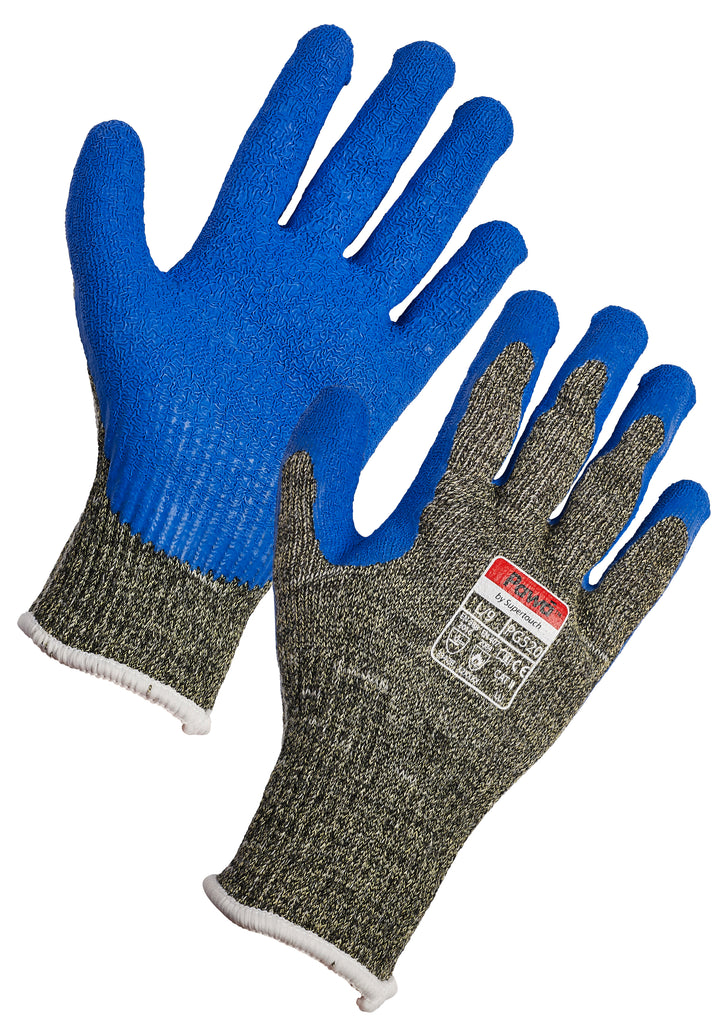 Pawa PG520 E Cut Resistant Gloves - Worklayers.co.uk