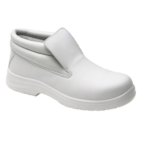 Safety Boots White (S2 SRC) - Worklayers.co.uk