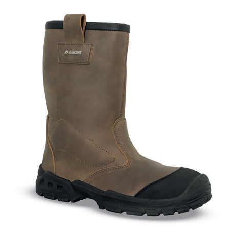 Sherpa Lined Safety Rigger Boots