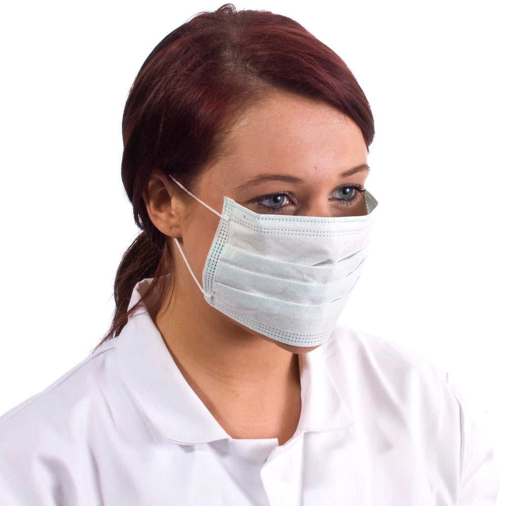 Surgical Masks (pack of 1000pcs) - Worklayers