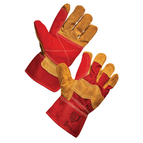 Tek Premium Power Rigger Gloves - Worklayers.co.uk