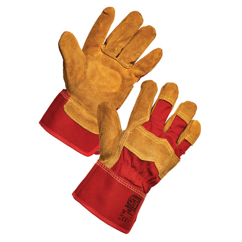 Tek Premium Rigger Gloves - Worklayers.co.uk
