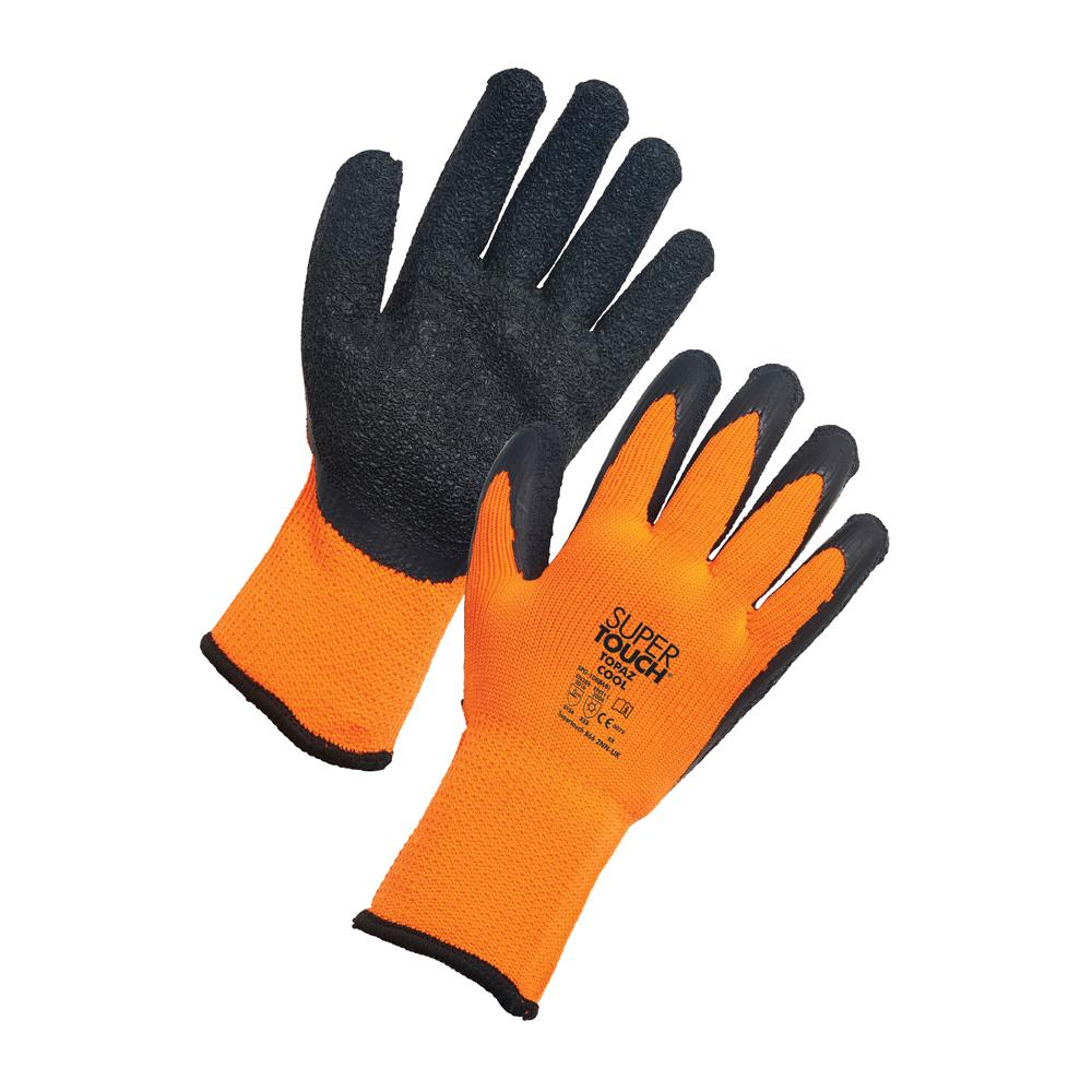 Thermal Gloves For Work Topaz Cool - worklayers.co.uk