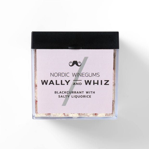 Wally and Whiz - Solbær med salt lakrids