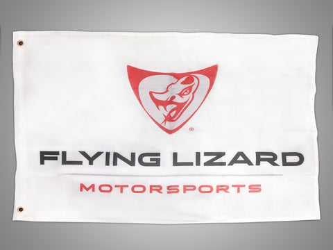 Flying Lizard Team Flag