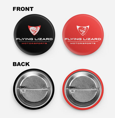 Flying Lizard Buttons