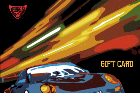 Flying Lizard Merchandise Gift Card