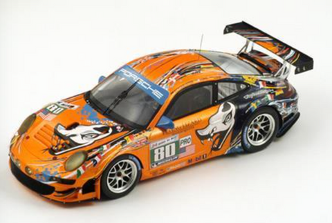 2011 Le Mans #80 Art Car Model (large)