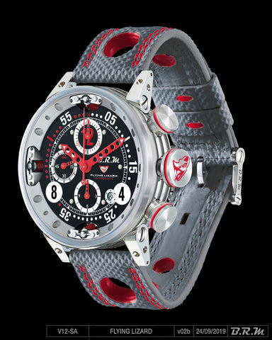 Limited Edition - Flying Lizard Motorsports Timepiece