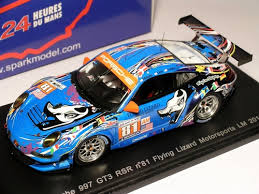 2011 Le Mans #81 Art Car Model (small)