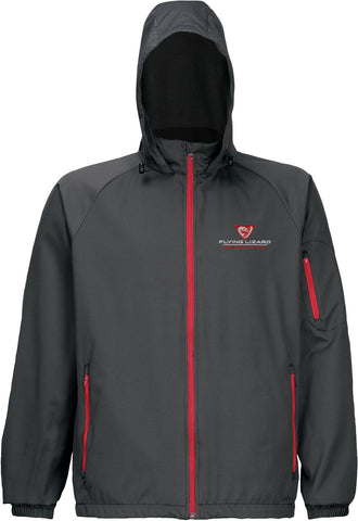 LIZARD CARBON FIBER ZIP UP JACKET (Audi)
