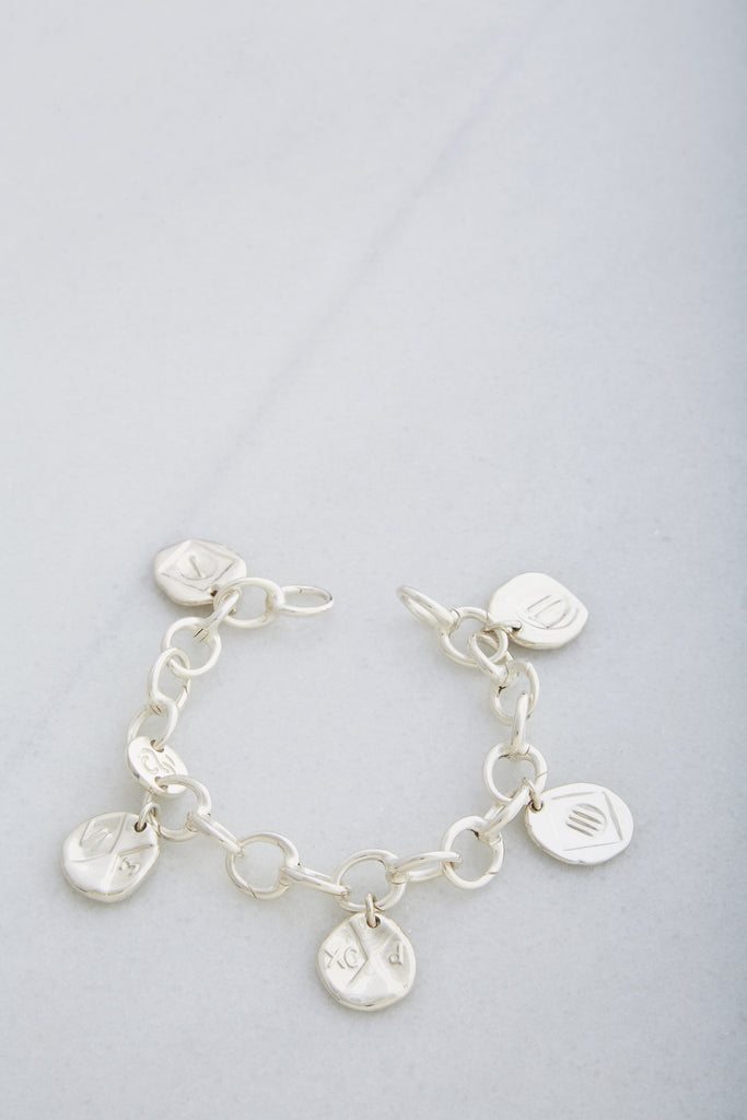 Charm Bracelet - Fearless Inventory