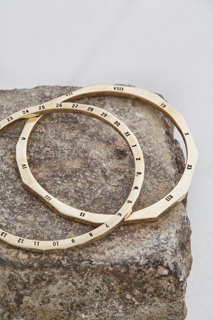 Anniversary Bangles (matched pair) - Fearless Inventory