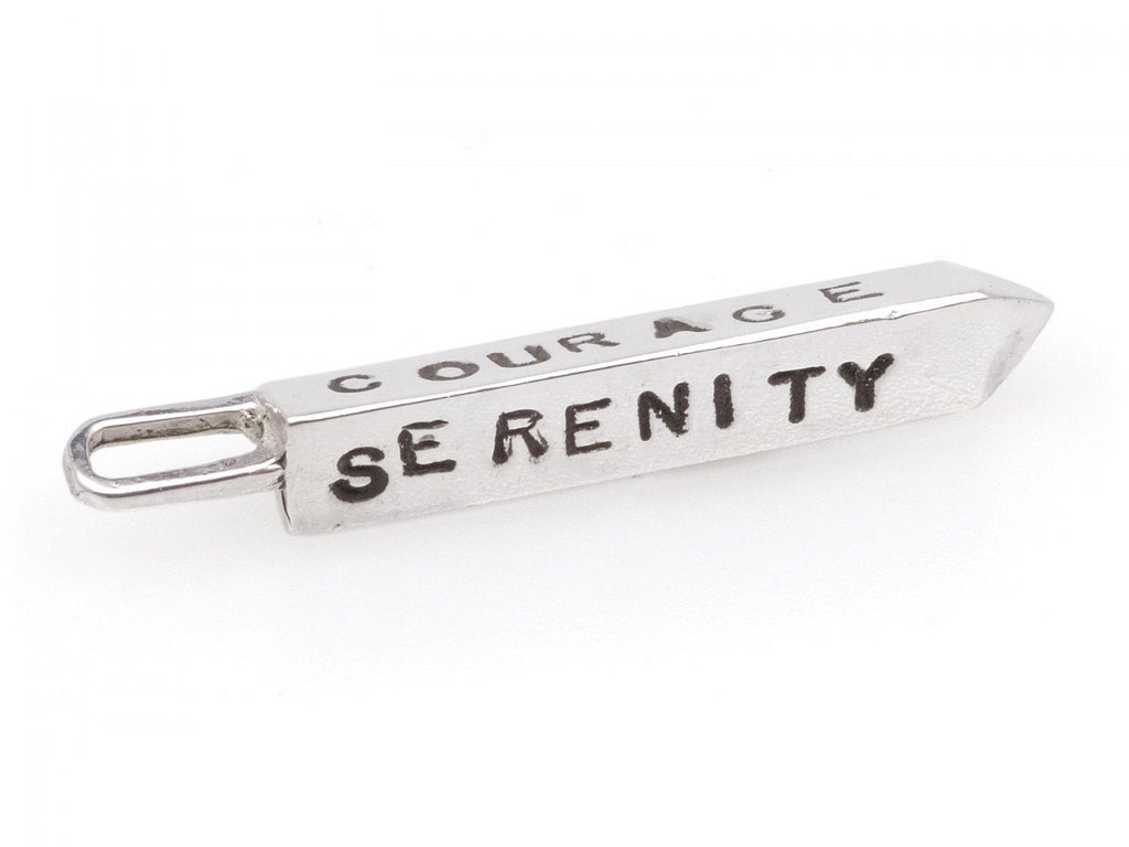 Serenity Prayer Prism - Fearless Inventory