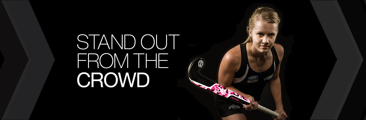 NZ Black Stick Kirsten Pearce Edge Hockey Ambassador
