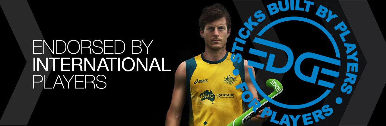 International Edge Hockey Players Black Sticks Kookaburras Hockeyroos