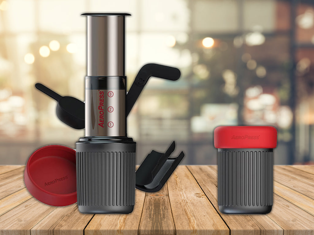 Total Coffee AeroPress Go