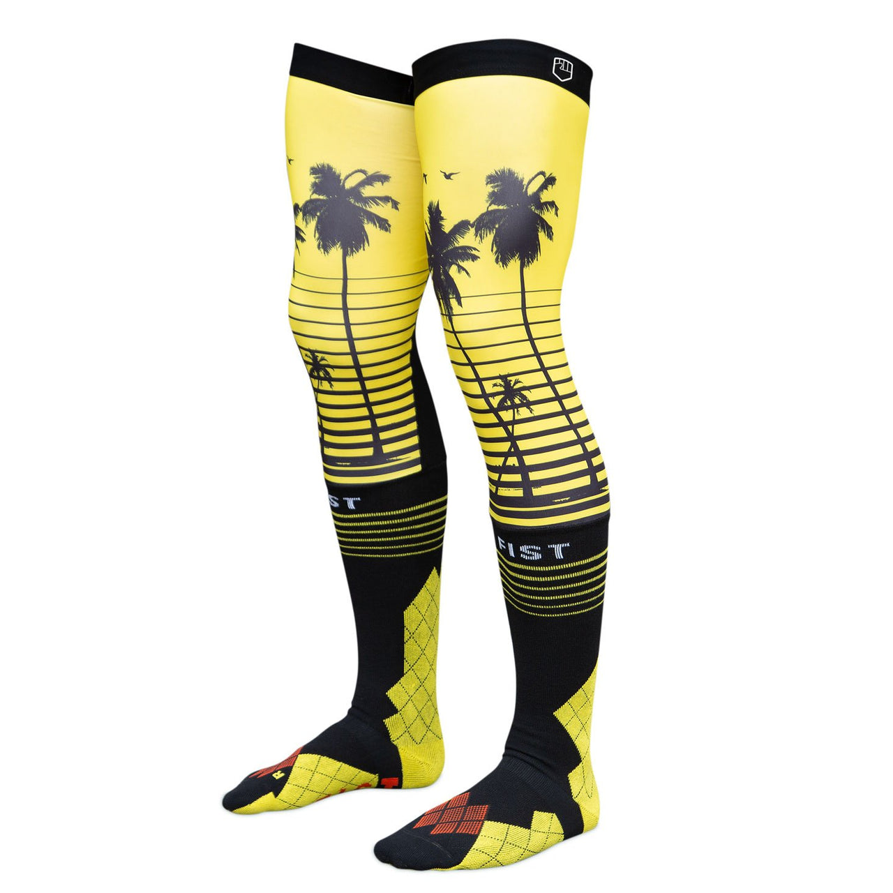 MIAMI PHASE 2 MOTO SOCK