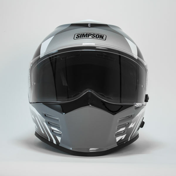Limited Edition - Venom Helmet - Army White