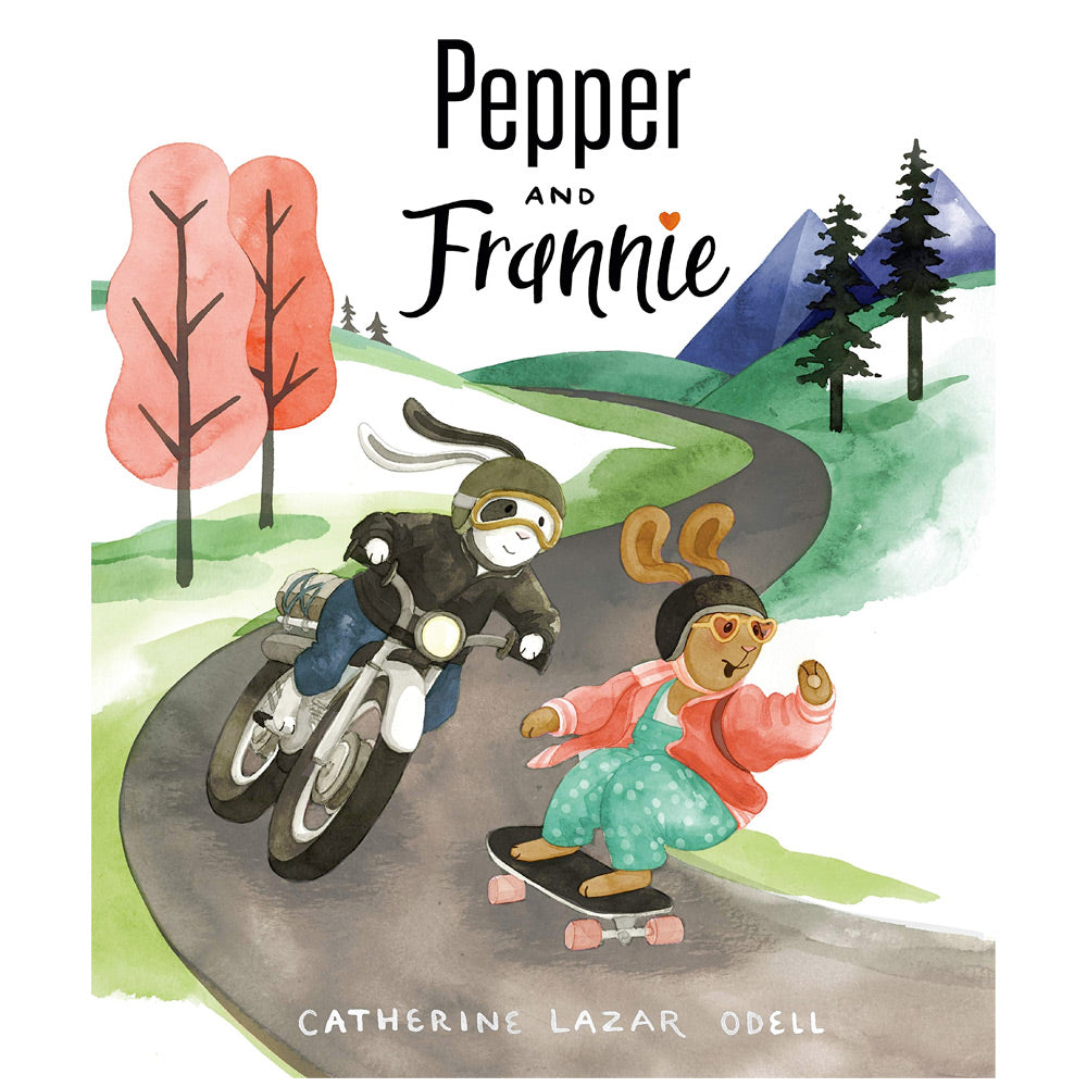 Pepper & Frannie - Hardcover Picture Book
