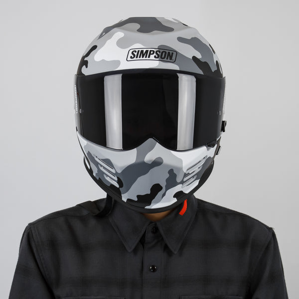 Limited Edition Ghost Bandit Foxtrot Tango Whiskey (FTW) Helmet