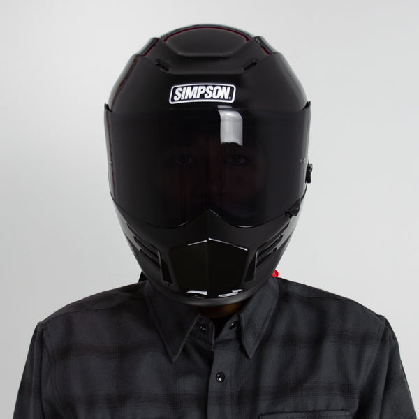 Speed Bandit Helmet - Gloss Black