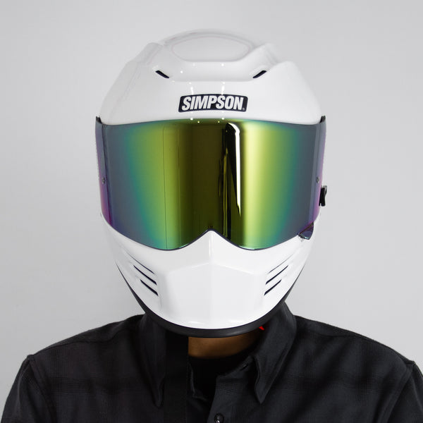 Speed Bandit Helmet - White