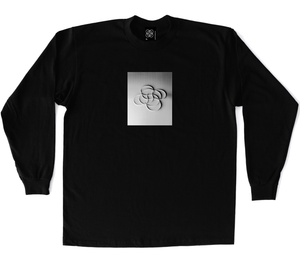 Software 3D Logo L/S Black