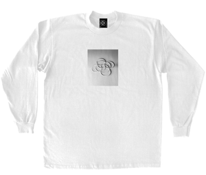 Software 3D Logo L/S White
