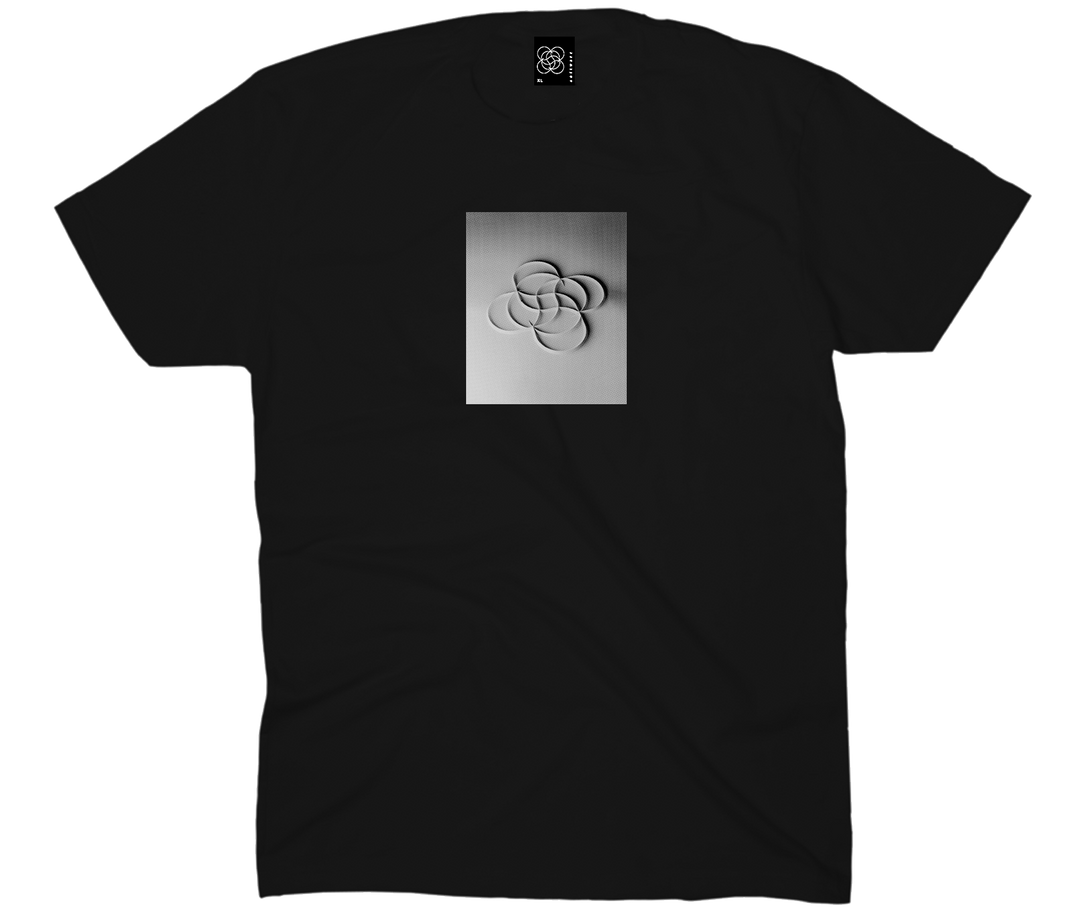 Software 3D Logo S/S Black