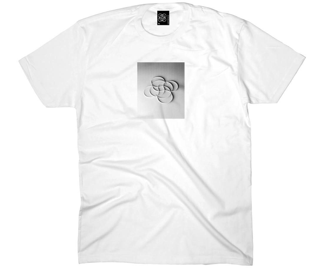 Software 3D Logo S/S White