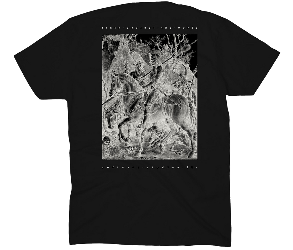 DÜRER T-SHIRT BLACK