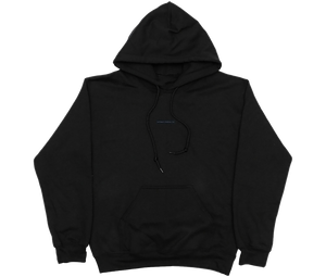 Woven Tag Hoodie