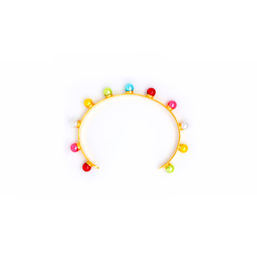 Sinclair (pearl bangle)