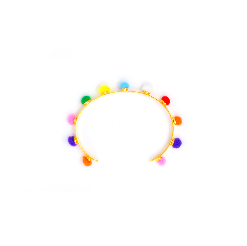 Sinclair (pom bangle)