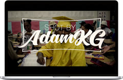 AdamKG Music Video Shoot