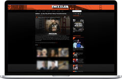 Q&A Written Interview, Thizzler.com Front Page Placement + #TeamThizzler Twitter Promo