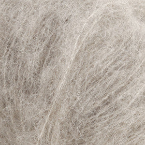 Brushed Alpaca Silk 02 Lys grå