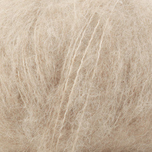 Brushed Alpaca Silk 04 Lys beige