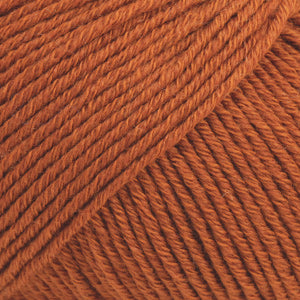 Cotton Merino 25 Rust